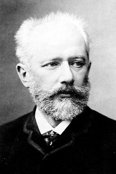 An image of Russian composer Peter Tchaikovsky