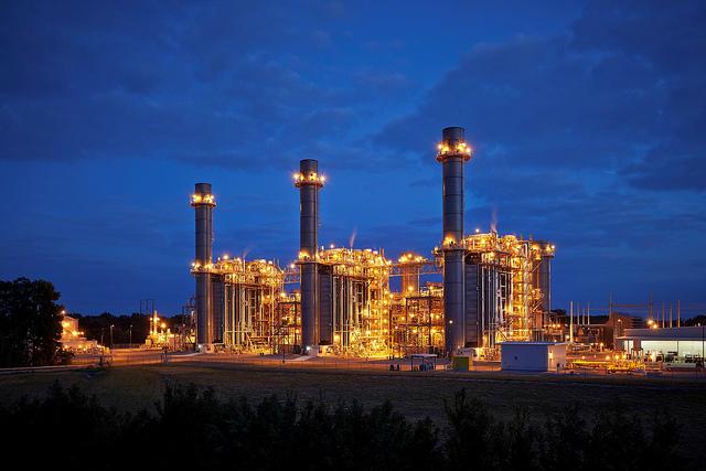 HF Lee Energy Complex in Goldsboro, NC.