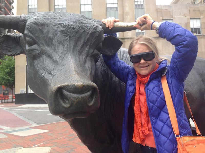 Durham, Bull, Blind, Art