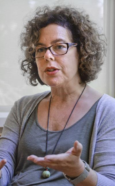 Former Winston-Salem Journal reporter Phoebe Zerwick.