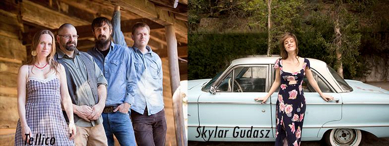 Tellico & Skylar Gudasz in concert