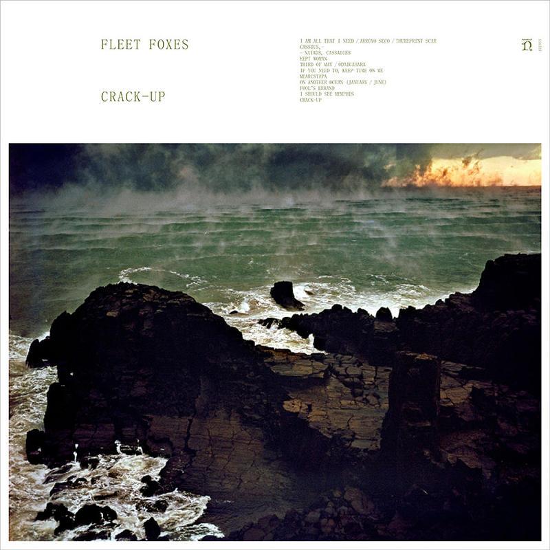 "Fleet Foxes' has now released its third album ""Crack-Up"""