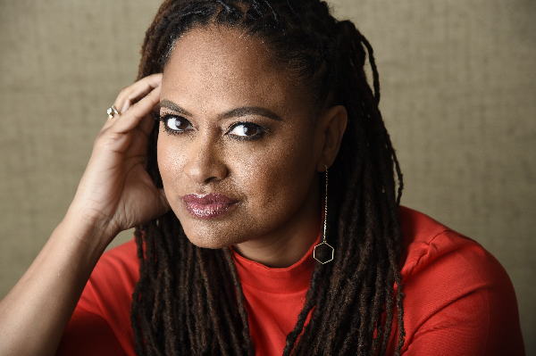 Filmmaker Ava DuVernay poses for a portrait on Saturday, Feb. 4, 2017, in Los Angeles