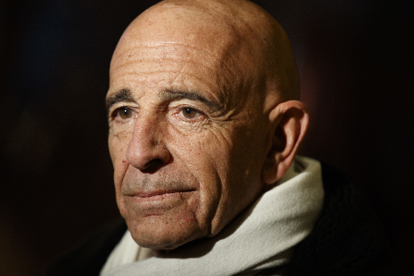 Photo of Tom Barrack, real estate mogul