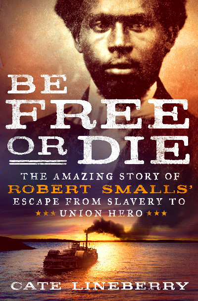 Cover of 'Be Free Or Die,' written by Cate Lineberry