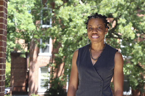Photo of Dr. Charmaine Royal
