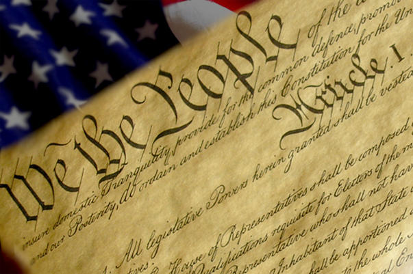 A Republican bill could move the country a step forward towards changing the U.S. Constitution.