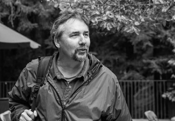Photo of author, David Gessner