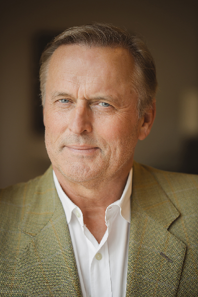 Picture of author, John Grisham