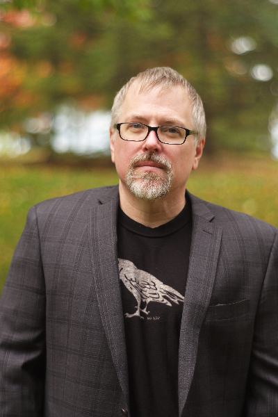 Author of 'Borne,' Jeff VanderMeer