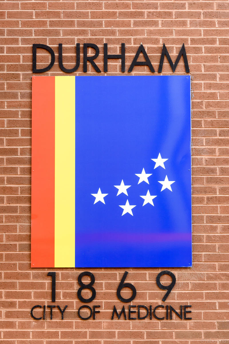 City of Durham flag
