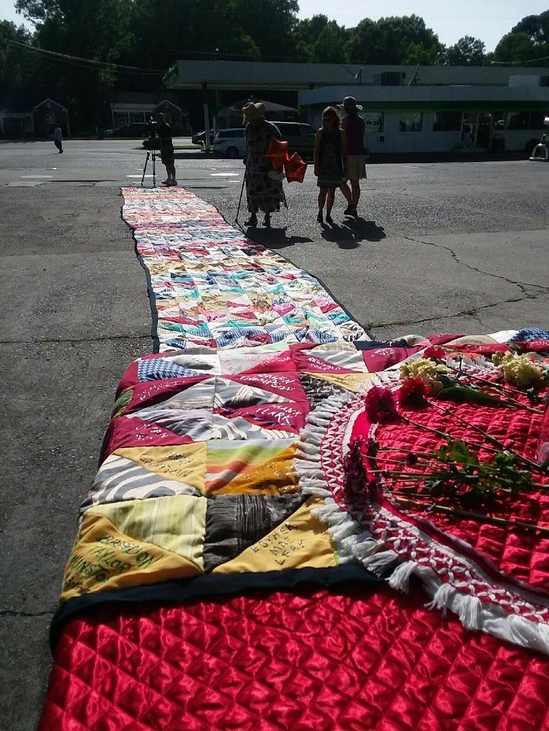 In 20 years, there have been nearly 700 names added to the Durham Homicide and Victims of Violent Deaths Quilt.
