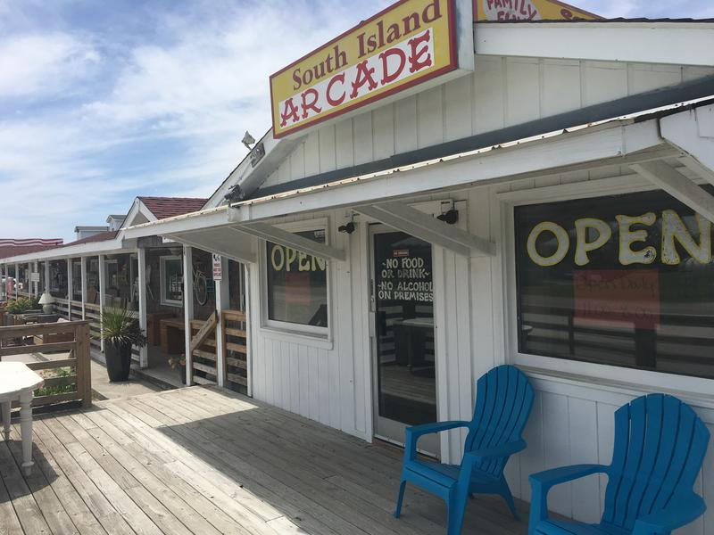 Many businesses on Hatteras and Ocracoke islands simply closed completely