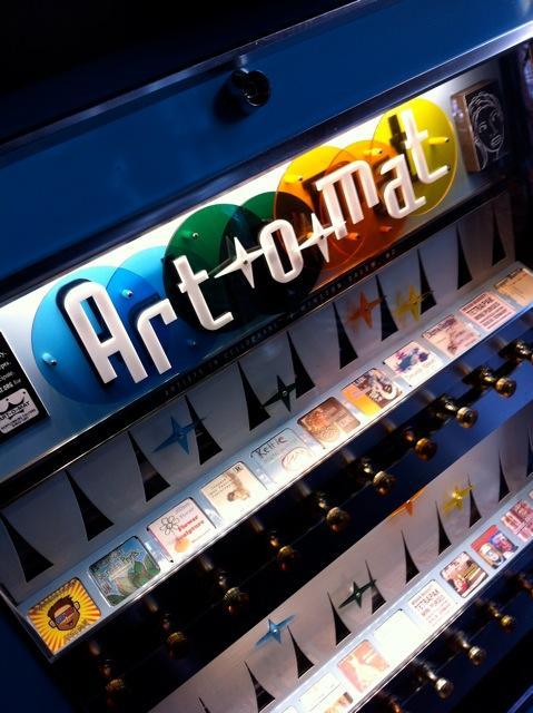 Art-O-Mat by Clark Whittington