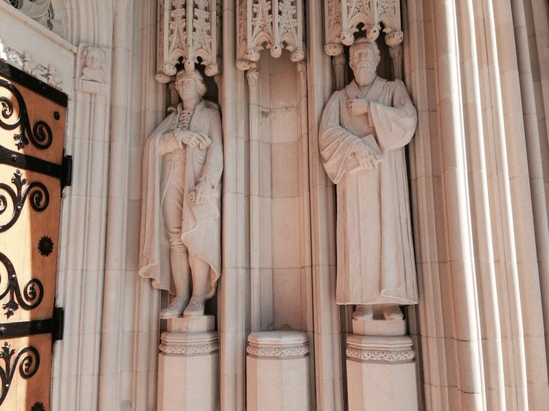 Confederate Monuments, Robert E. Lee, Duke Chapel, Duke University