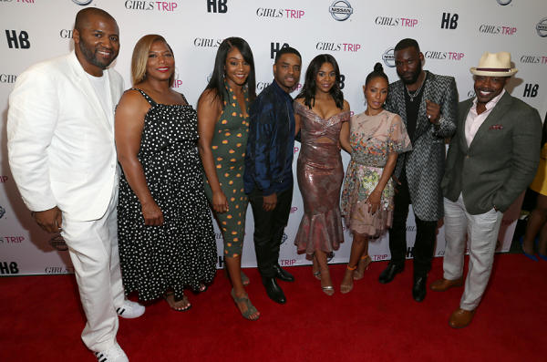 Cast of 'Girls Trip'