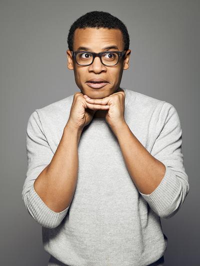 Comedian Jordan Carlos