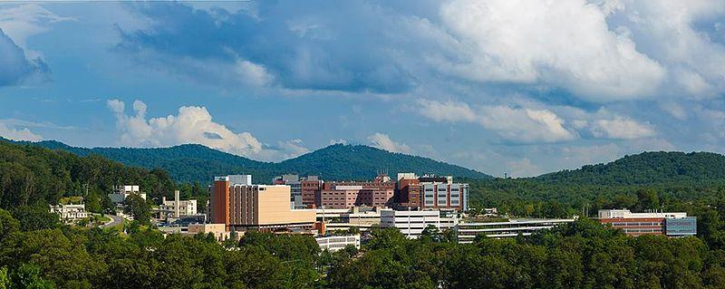 Mission Hospital, Asheville, NC