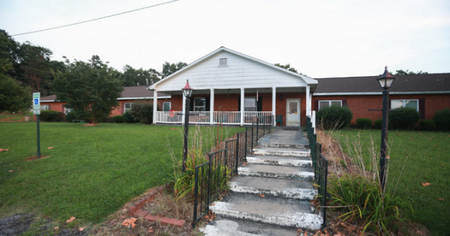 A New Outlook of Taylorsville is an adult care home in rural Alexander County. Residents started a fire there in December 2014. The facility remains open, with zero stars, according to state regulators.