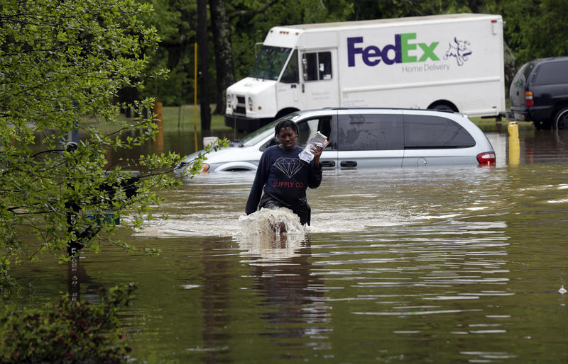 flooding in Raleigh