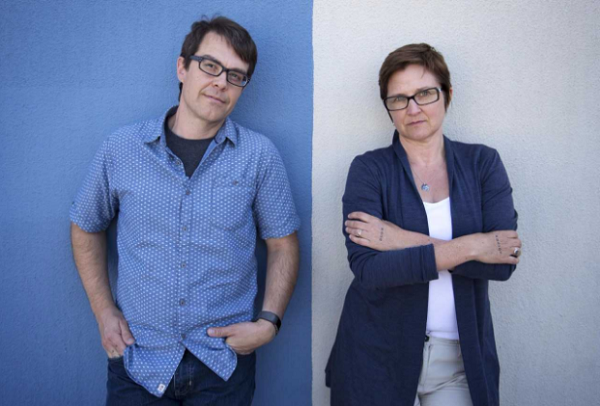Joshua McNichols and Carolyn Adolph host the new podcast 'Prime(d)', a look at how Amazon's headquarters changed Seattle.