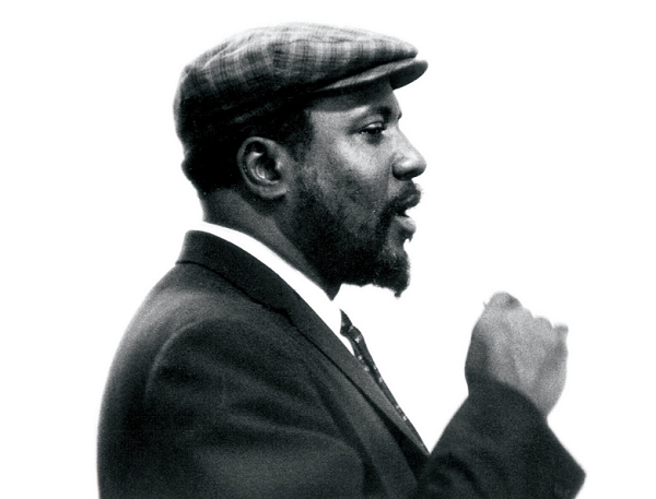 Thelonious Monk is celebrated at Duke Performances this year for what would have been his 100th birthday.