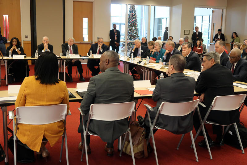 Governor Roy Cooper's Commission on Access to Sound, Basic Education met for the first time this week. Cooper created a commission of educational experts to inform consultants, who will submit a written report to the court to recommend how the state can u