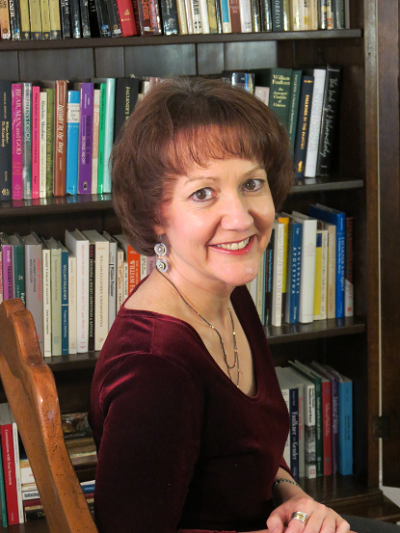 Margaret Bauer is the editor of the North Carolina Literary Review and a professor of English at ECU.