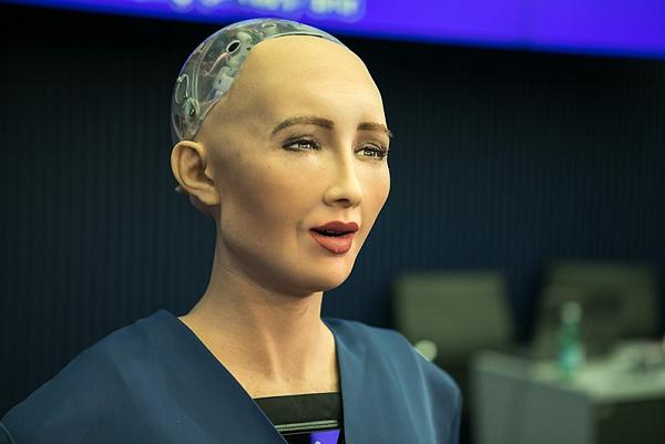 Sophia the Saudi Arabian robot