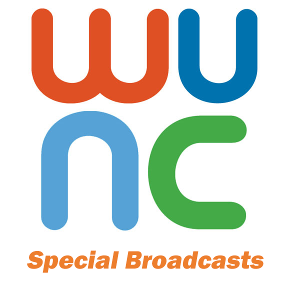 WUNC Special Broadcasts