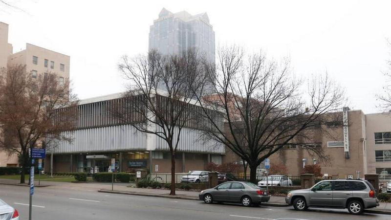 The News and Observer building in downtown Raleigh will be redeveloped.