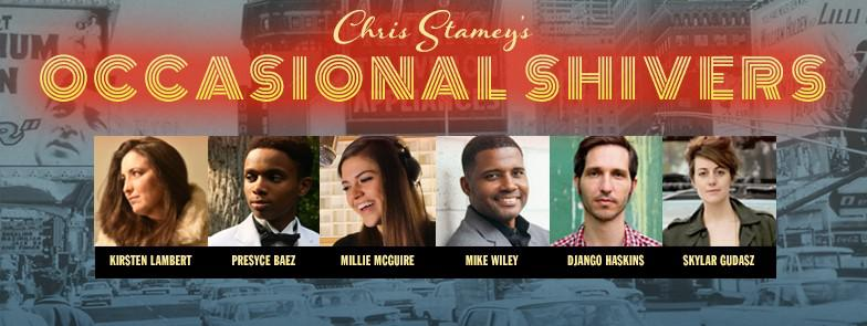 Occasional Shivers 2017 Cast