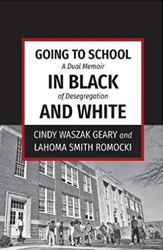 Cover of 'Going to School in Black and White'