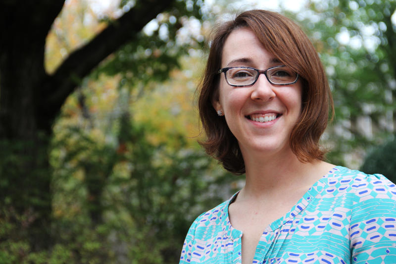 UNC-Chapel Hill's Lauren Gaydosh studied the physical health effects of minorities from disadvantaged backgrounds who complete college.