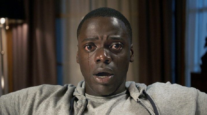 Main character from 'Get Out' in 'sinking' scene