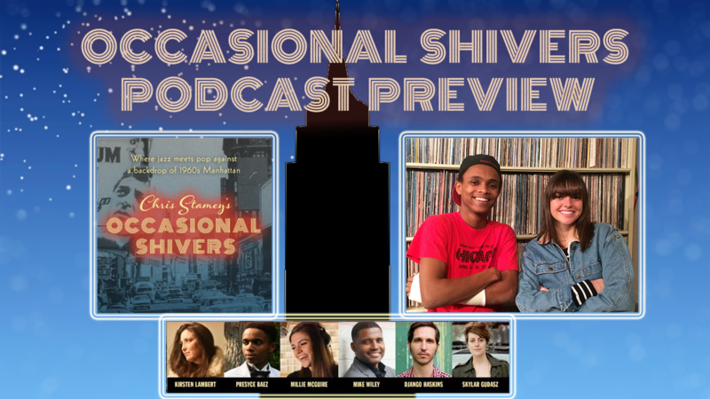 Occasional Shivers Podcast Preview