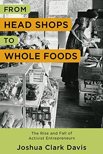 "the cover of Joshua Davis's book, ""From Head Shops to Whole Foods."""