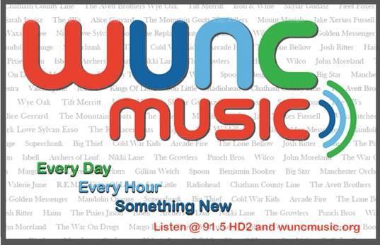 WUNC Music