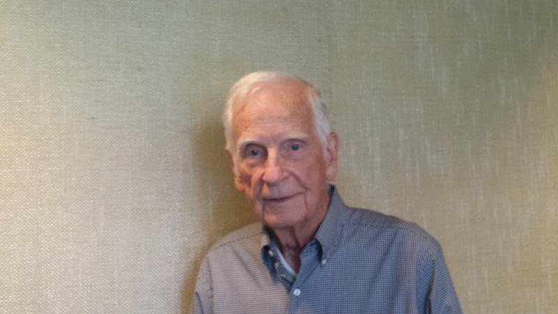 Portrait of Billy Herring