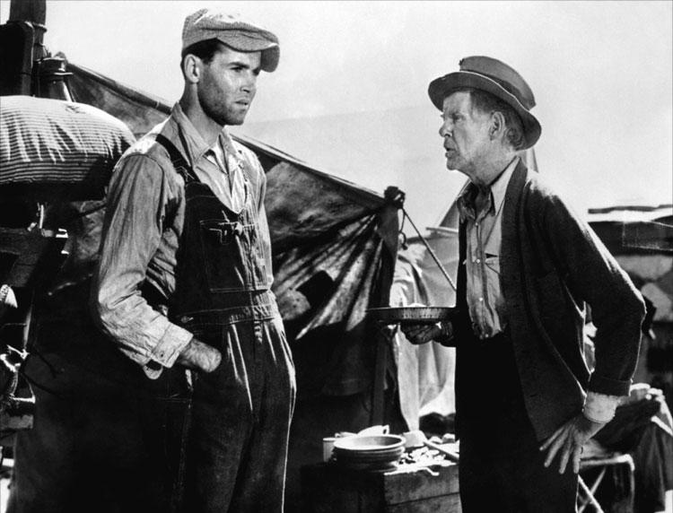 """Grapes of Wrath"" (1940) offers a look at poverty during the Great Depression."