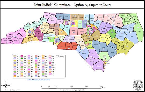 judicial maps