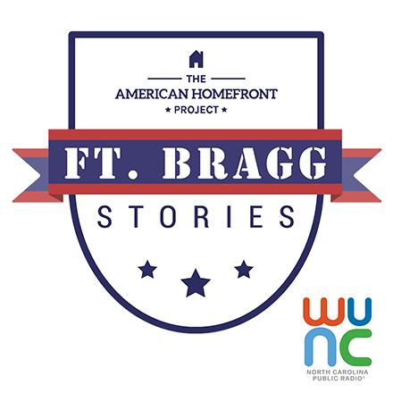 Ft Bragg Stories podcast logo