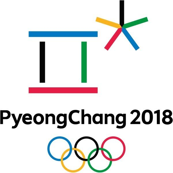 Photo of the 2018 Winter Olympics logo