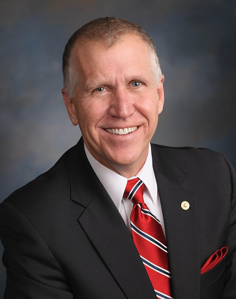 phot of thom tillis