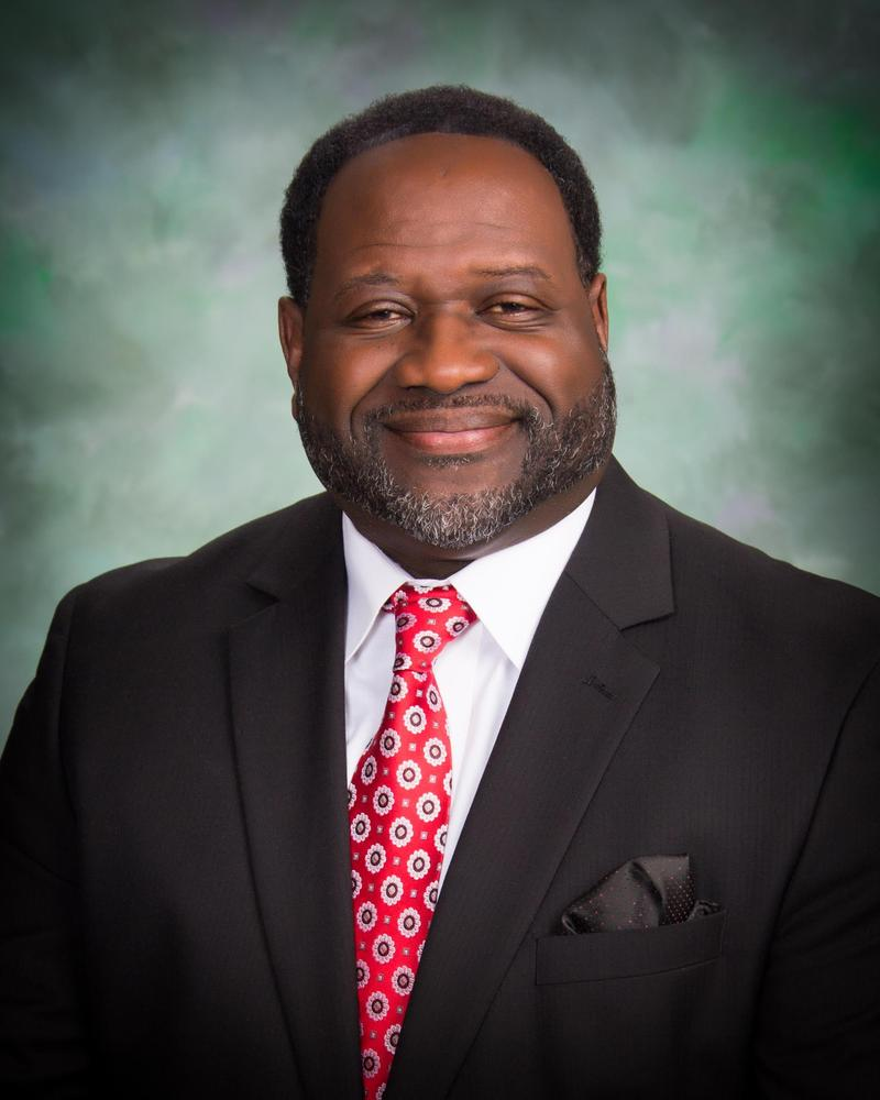 portrait of Fayetteville Councilman Tyrone Williams