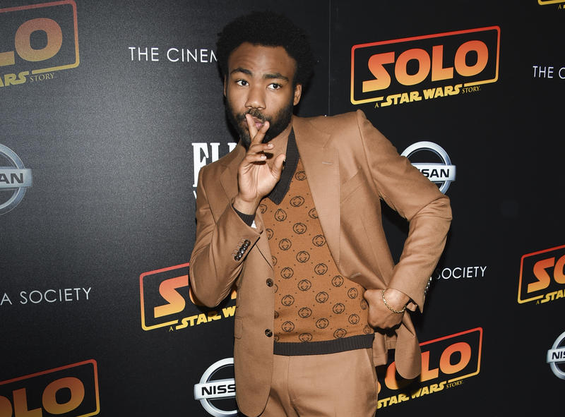 Actor Donald Glover attends a special screening of