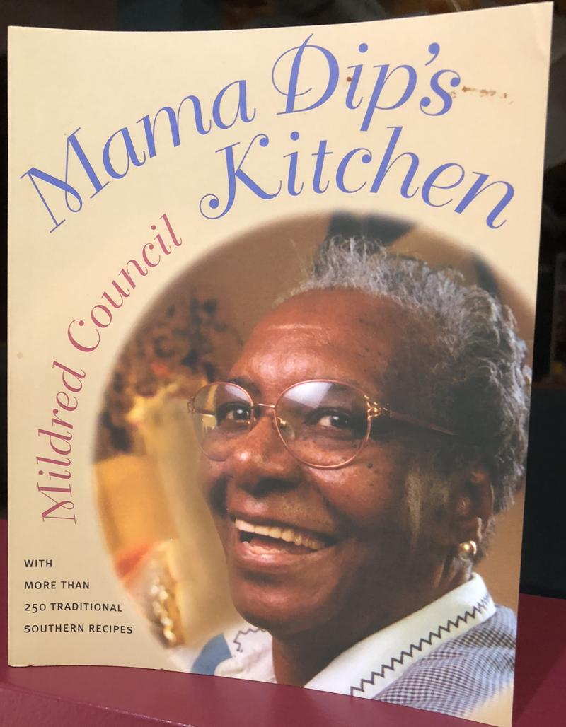 Mama Dip's Kitchen, Mama Dip, Mildred Council, Restaurants