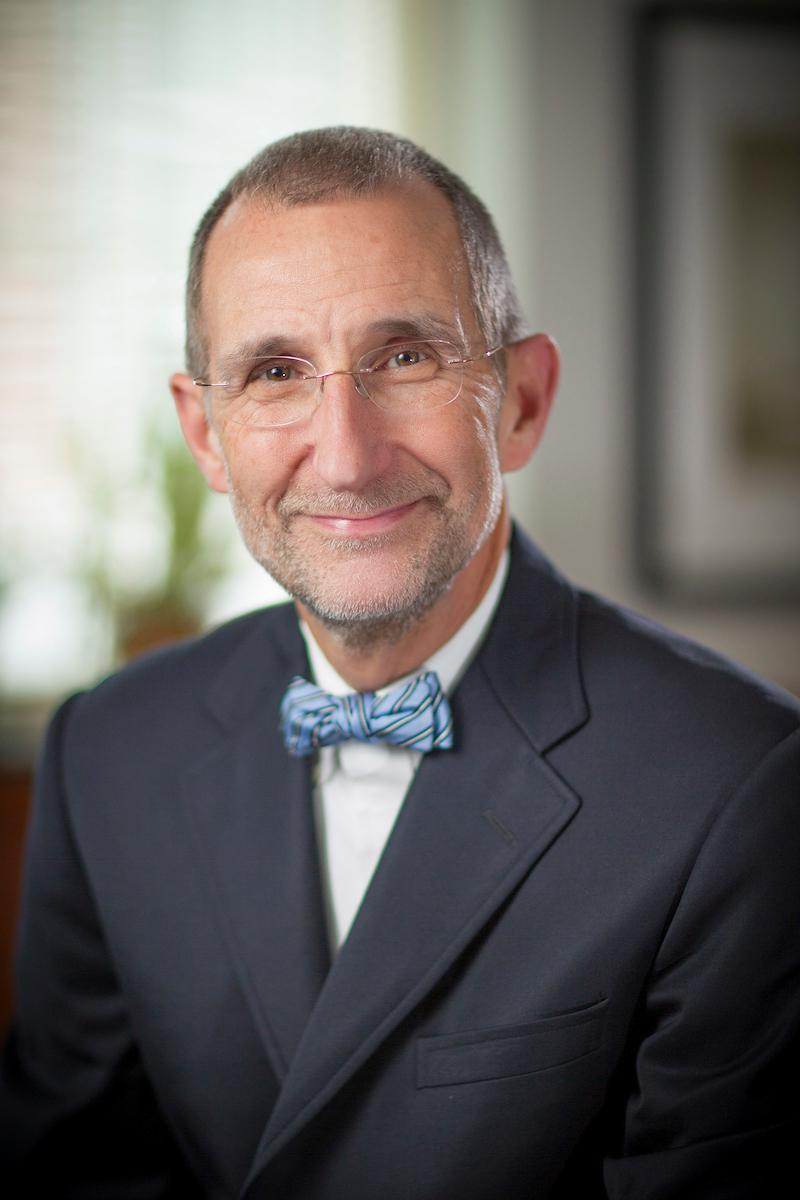 Dr. William Roper will step down from his positions as CEO of UNC Health Care and dean of UNC School of Medicine in 2019.