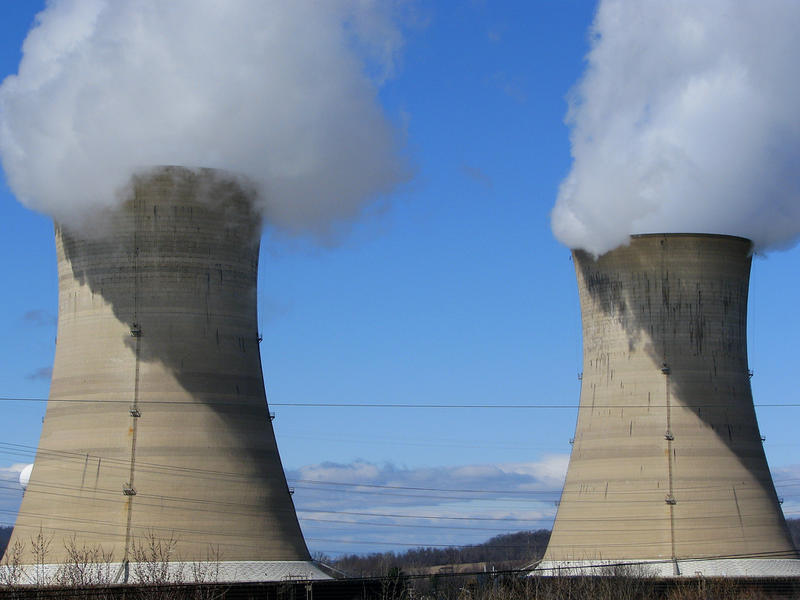 File photo of the Three Mile Island Nuclear Generating Station.