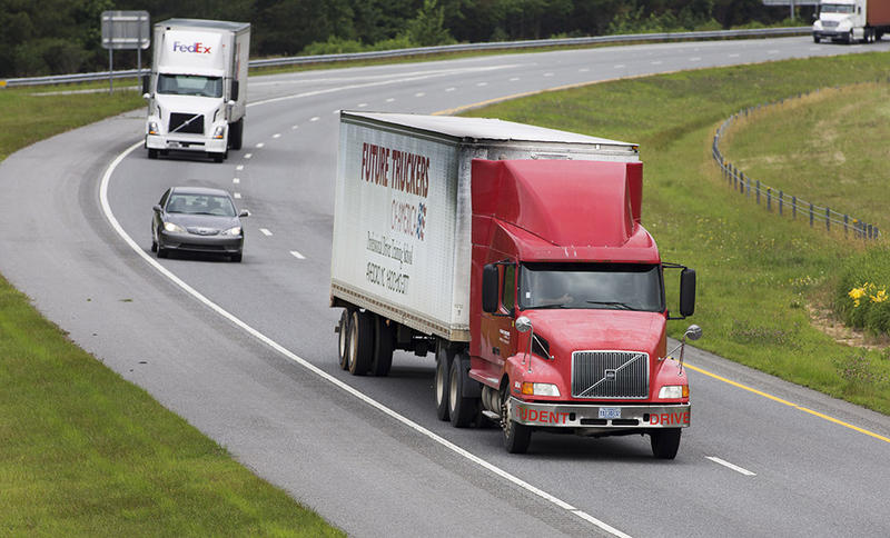 Future Truckers of America has trained drivers for over 20 years. The driving school offers the required classroom and behind-the-wheel experience needed. After a four-week course, students will be eligible for their commercial drivers license.